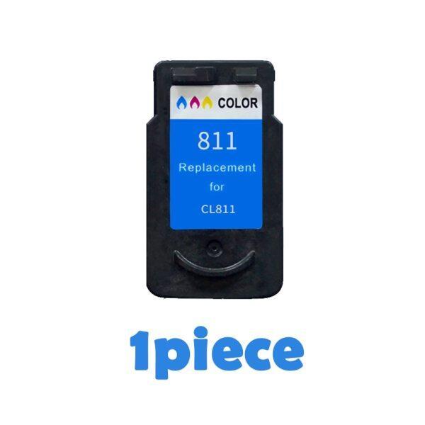 Giá Hộp Mực Compatbile 1 Màu Cl811 Cho Canon Cl 811 Pixma Ip2770 Ip2772 Mx328 Mx338 Mx347 Mx357 Mp237 Mp245 Máy In Cl-811