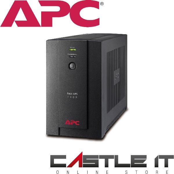 APC BX1400U-MS 1400VA BACK-UPS 230V UPS WITH AUTO-SHUTDOWN SOFTWARE