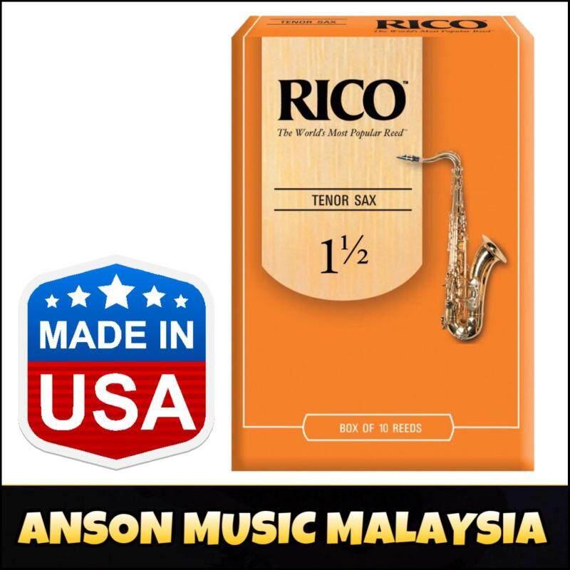Rico by DAddario Tenor Sax Reed, Strength 1.5 (Daddario) Malaysia