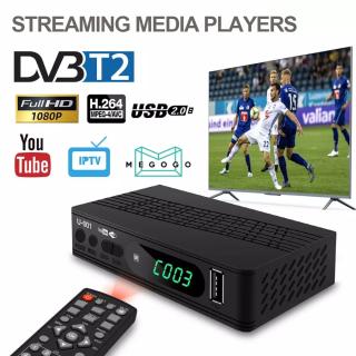 Bộ Thu Sóng TV Kỹ Thuật Số HEVC 1080 DVB T2 FTA 265 P, H.265 Thụ TV Bộ DVBT2 Full HD-Top Box Bộ Thu Wifi DVB-T Youtube thumbnail