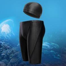 Quần Bơi Nam 2021 Có Mũ Bơi, Đồ Bơi Nam