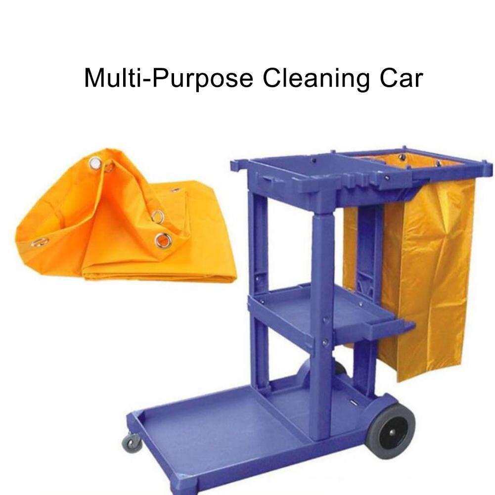 Laputa Waterproof High Capacity Housekeeping Commercial Janitorial Cleaning Cart Bag