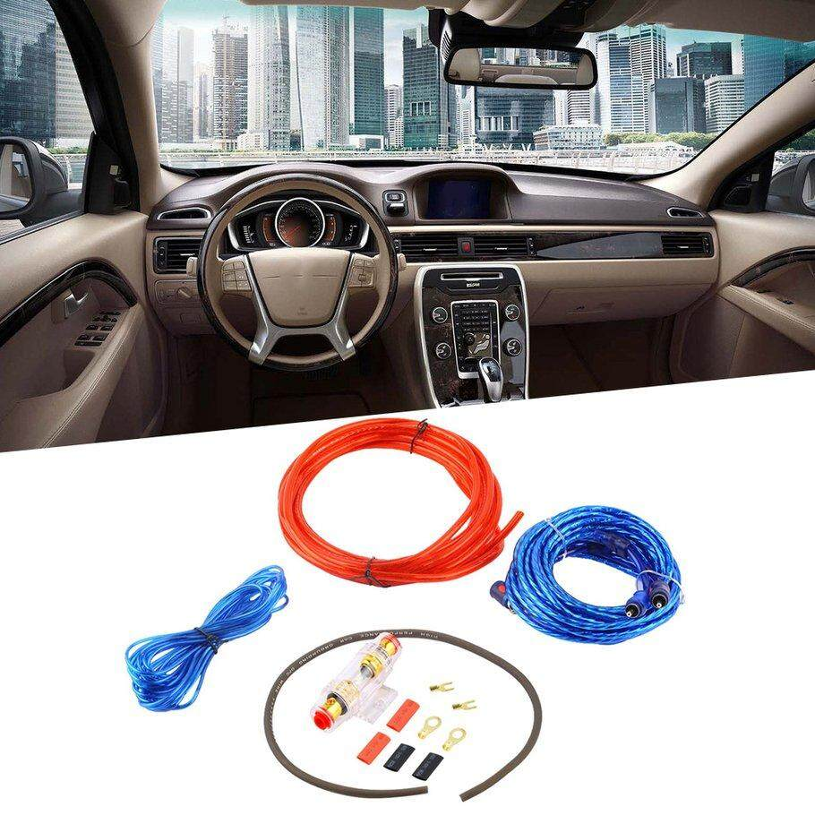 Automotive Subwoofers Buy At Best Price In Cheap Amp Wiring Kit Pretty 800w 8ga Car Audio Subwoofer Amplifier Fuse Holder Wire Cable