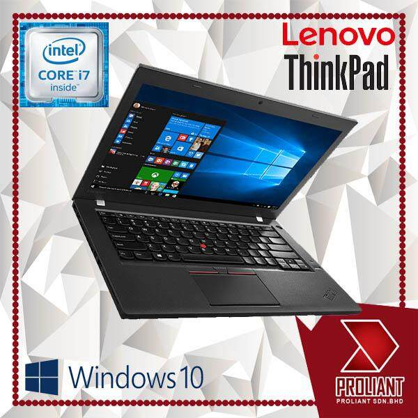 LENOVO THINKPAD T450s ULTRABOOK CORE I7- VPRO / 8GB RAM/ 240GB SSD/ WINDOW 10 GENUINE/ 1 YEARS WARRANTY Malaysia