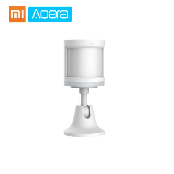 Xiaomi Aqara Mijia Cảm Biến Cơ Thể Người Thông Minh Vật Nuôi Cảm Biến Thiết Bị Gia Dụng Điều Khiển Từ Xa Tại Nhà Điều Khiển Ứng Dụng Kết Nối Không Dây ZigBee