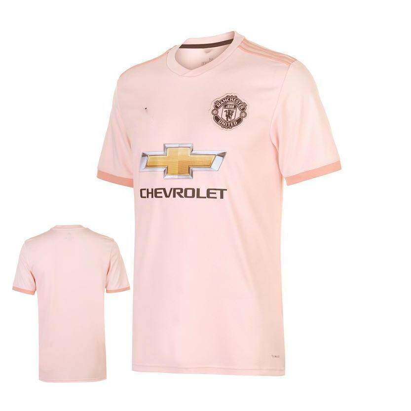 competitive price dfc59 3324f Manchester_United Away Rashford 10 Jersey Men
