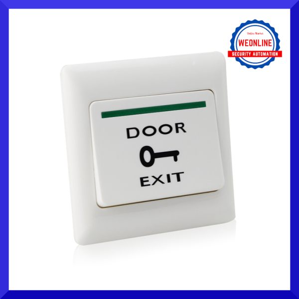 Door Access BIG Exit Push Button Release Switch