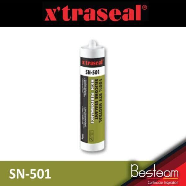Xtraseal® SN-501 High-Performance 100% RTV Neutral Silicone Sealants