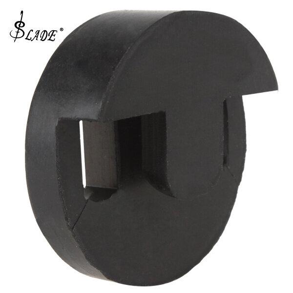 SLADE Black Round Rubber Cello Mute. Malaysia