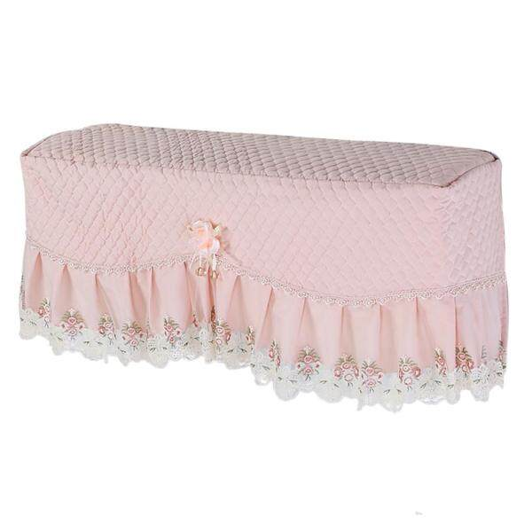 Loviver Central Air Conditioner Covers for Outside Units Pink Give Your Air Conditioner New Look