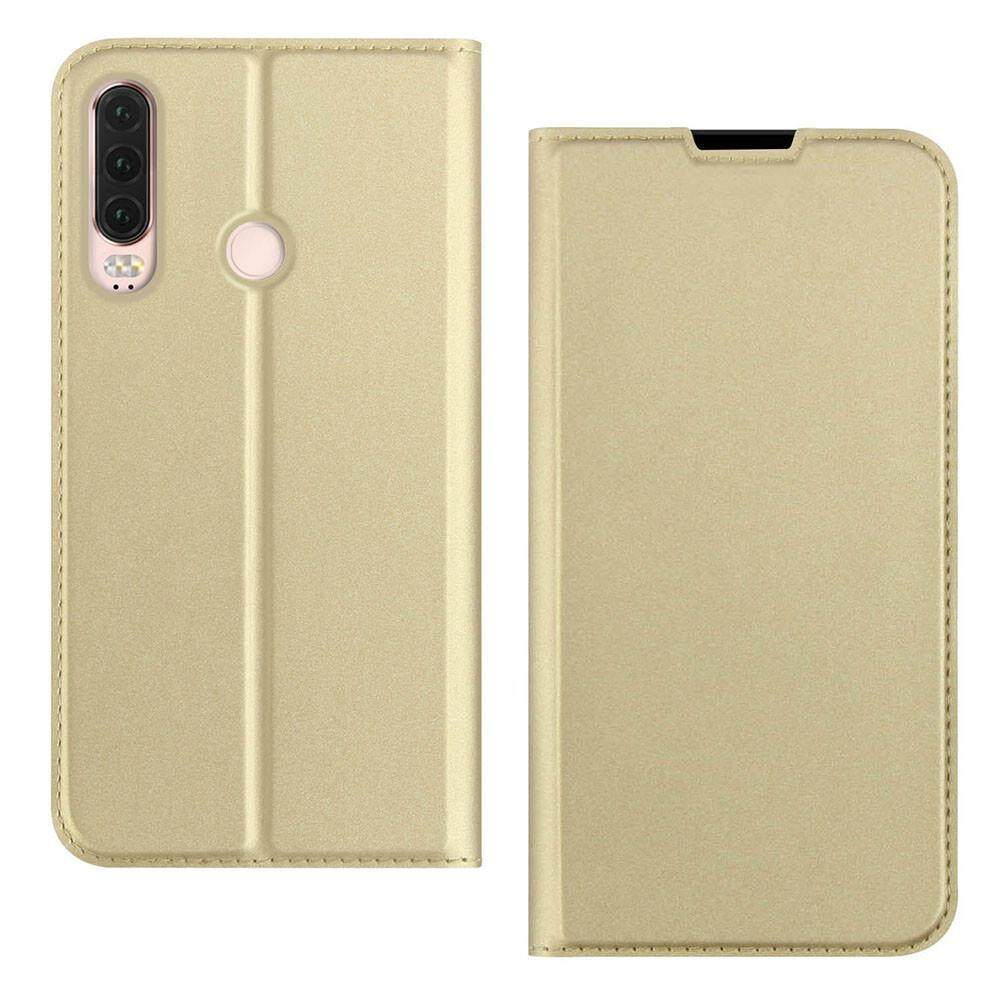 Leather case for Huawei P30 Lite PU + TPU flip cover Ultra thin cell phone bag