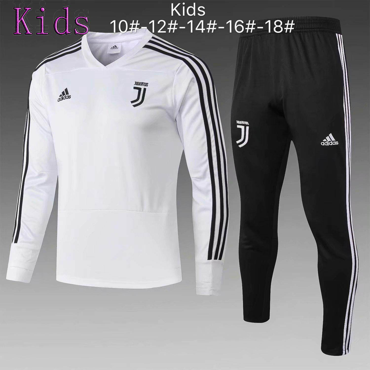 dec2e9c98 Boys Football Jersey. 376 items found in Football. Kids 2019/20 New Juventus  V Neck Training Suit White
