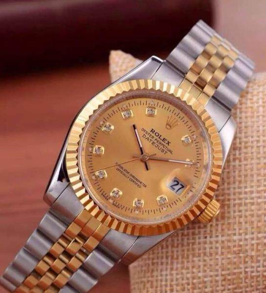 36mm Busines Rolex_Datejust Fully Automatic Women Watch Unique Good Looking Design New Arrival Date Display Free Genuine Gift Box Malaysia