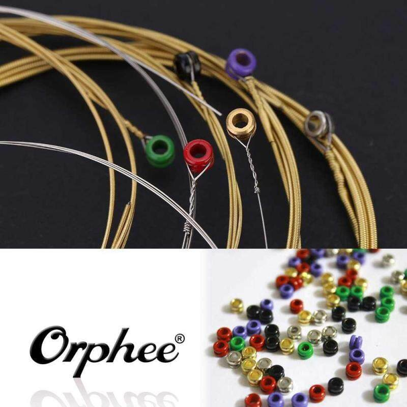 Orphee TX620 6pcs Acoustic Folk Guitar String Set (.010-.047) Phosphor Bronze Extra Light Tension Malaysia