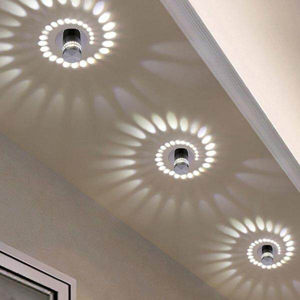 Best Seller 3W Classic Design Wall Ceiling Lights Indoor For Room Home Decoration