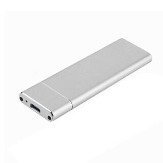 Hộp Ổ Đĩa Cứng SSD USB 3.1 6Gbps Type-C Sang M.2 NGFF, Vỏ Bọc Bên Ngoài thumbnail