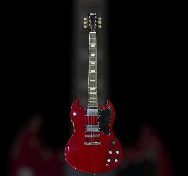 Budget Guitar Shop Electric Guitar Gibson Copy Malaysia