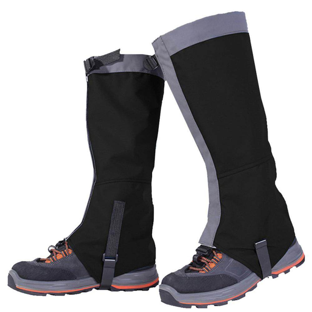 OutFlety Universal Winter Snow Hiking Skiing Waterproof Leg Gaiter, High Boots Shoes Cover Leg Protection