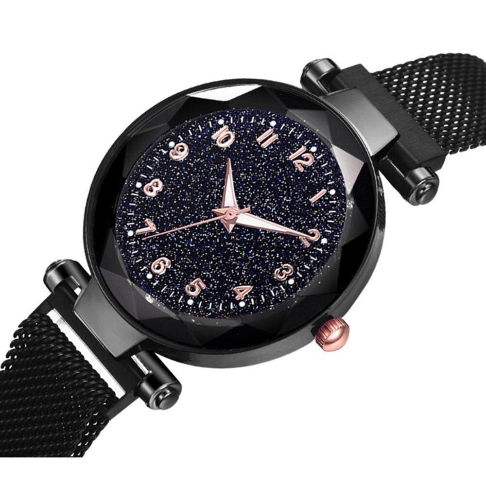 Teepao Woman Korean Version of the Simple Magnetic Strap with Luminous Watch Malaysia