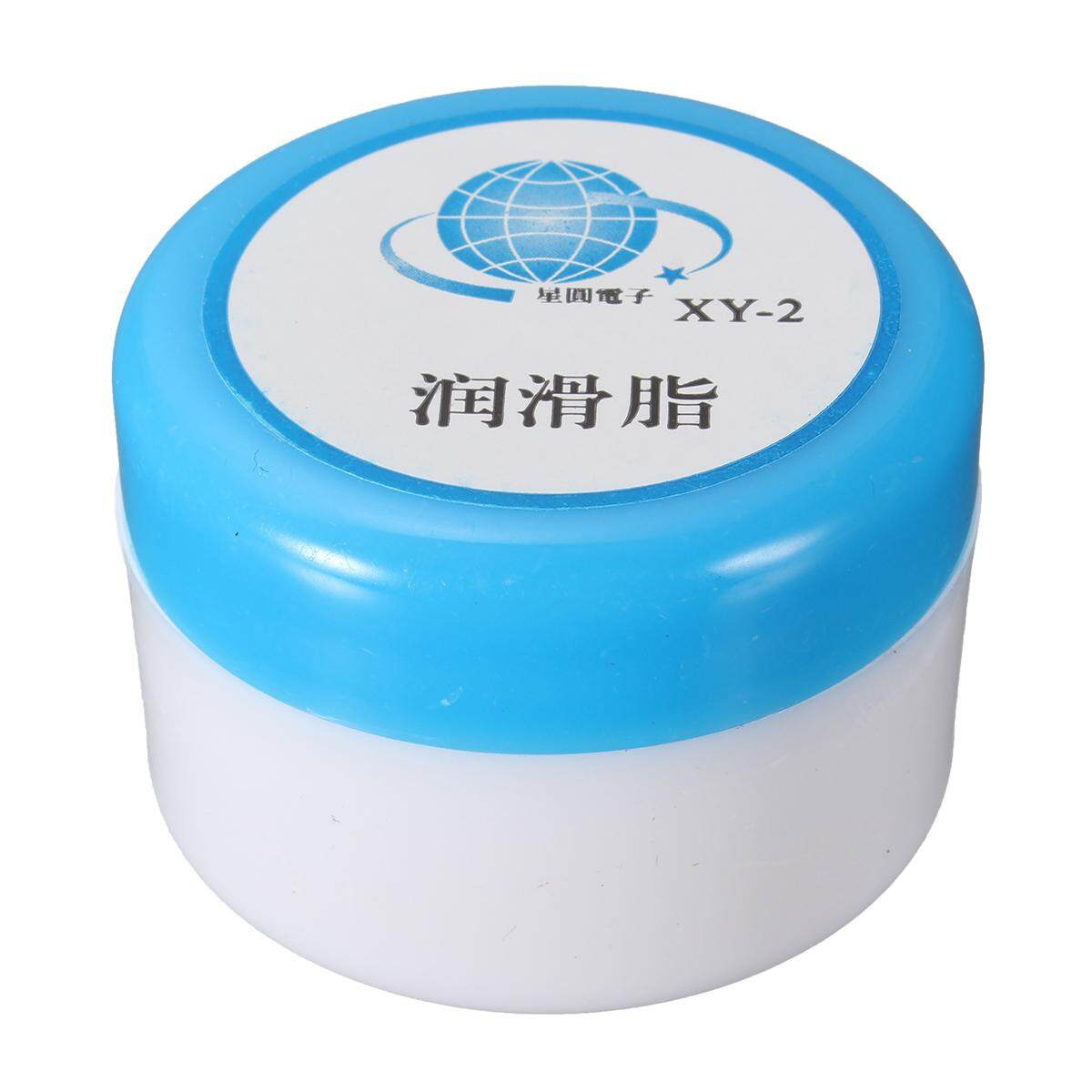 【Free Shipping + Flash Deal】 50g Silicone Grease for All Flashlight Lubricating Grease XY-2 Oil for Solvent Printer Slider Guide Rail Torch Accessories
