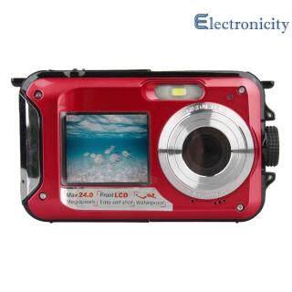 Máy Quay Video Kỹ Thuật Số B268 HD 1080P, Máy Quay DV Độ Nét Cao Màn Hình Kép thumbnail
