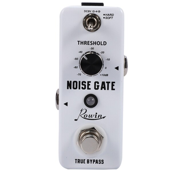 Rowin Guitar Noise Killer Noise Gate Suppressor Effect Pedal Malaysia