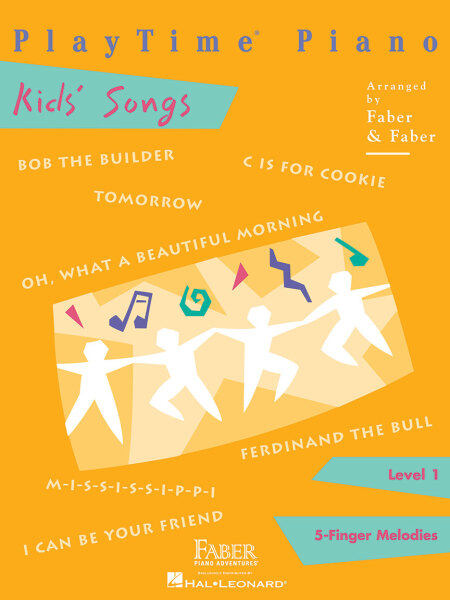 PlayTime Piano Kids Songs (Level 1) Malaysia