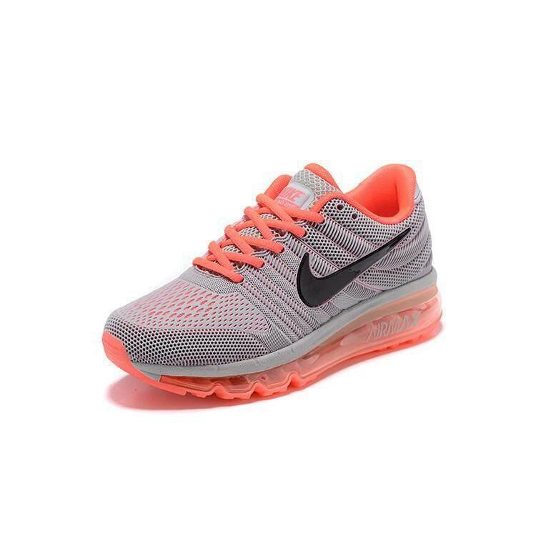 Original Nike Air Max 2017 Running Shoes Basketball Sneakers Women 17AirW15