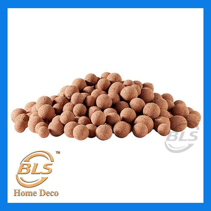 (8-16MM) Clay Pebbles LECA for Hydroponic & Aquaponic Planting - 40 Liter (+-16 kg) Pack