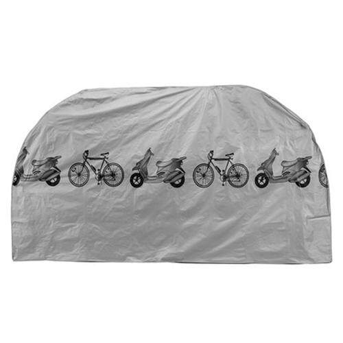 Mua RockBros Universal Bike Bicycle Waterproof Rain Dust Cover Protector Outdoor(White) - intl