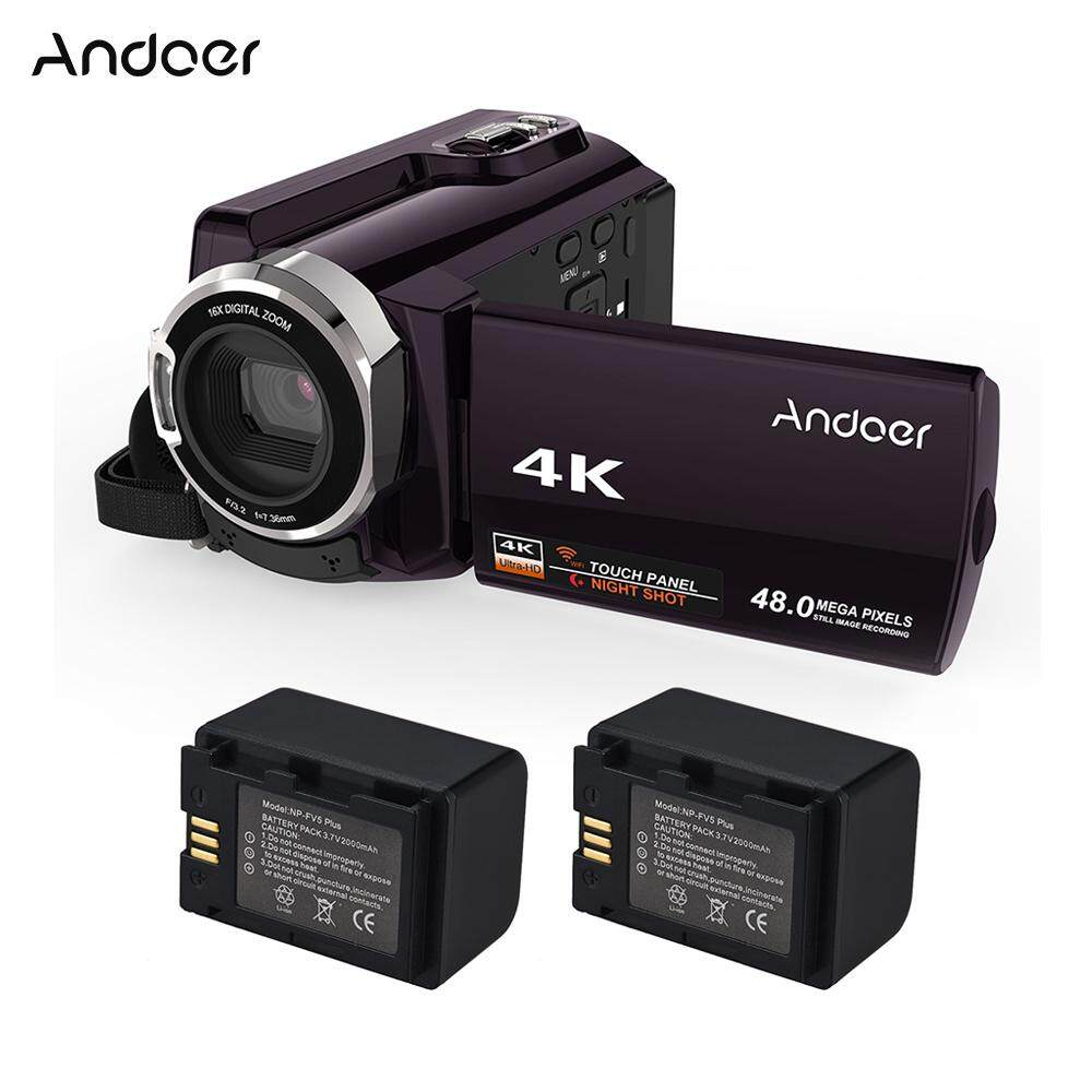 HD 1080P 16xZOOM 3.0 Inch Screen Digital Video DV Recorder Camera Camcorder FU