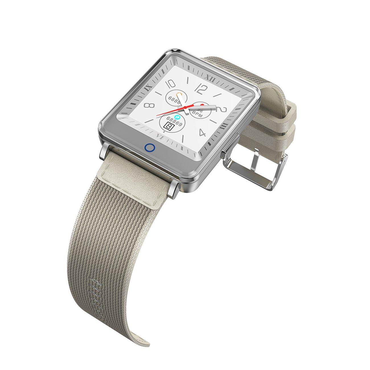 Hot Deals Business Style Designed For Business People V16 Dual-screen Smart Bracelet