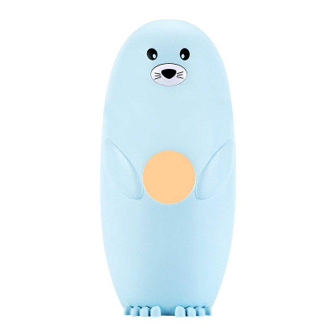 Hot Sellers Creative Cute Seal LED Humidifier Portable Seal LED Lamp Air Purifier Atomizer