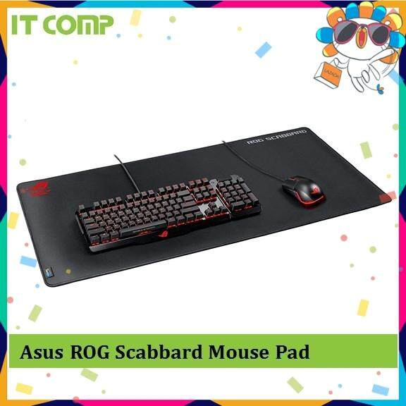 ASUS ROG Scabbard Extra-Large Gaming Mouse Pad Malaysia