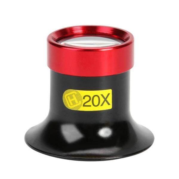 20X Kính Phóng Đại Trang Sức Dụng Cụ Sửa Chữa Mắt Phóng Đại Bộ bán chạy