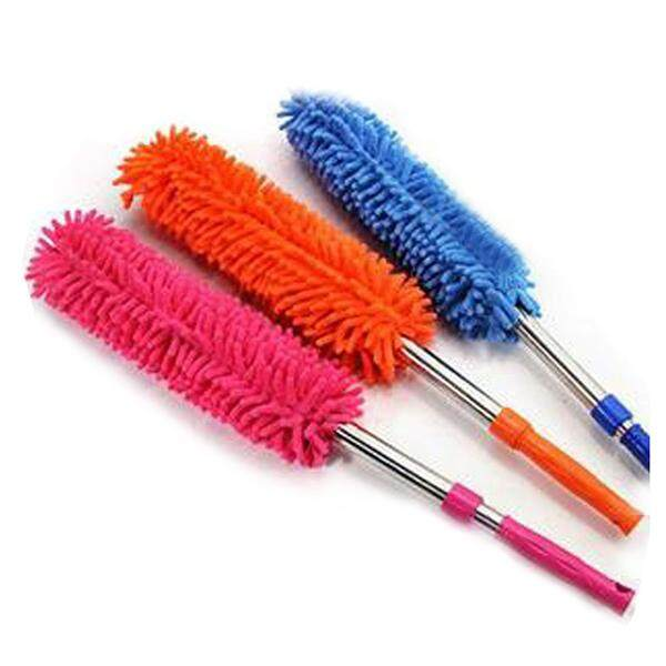 Microfibre Extendable Duster Cleaner Dust Telescopic Static Grips