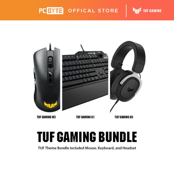 TUF Gaming Bundle: TUF GAMING M3 + TUF GAMING K1 + TUF GAMING H3 Malaysia