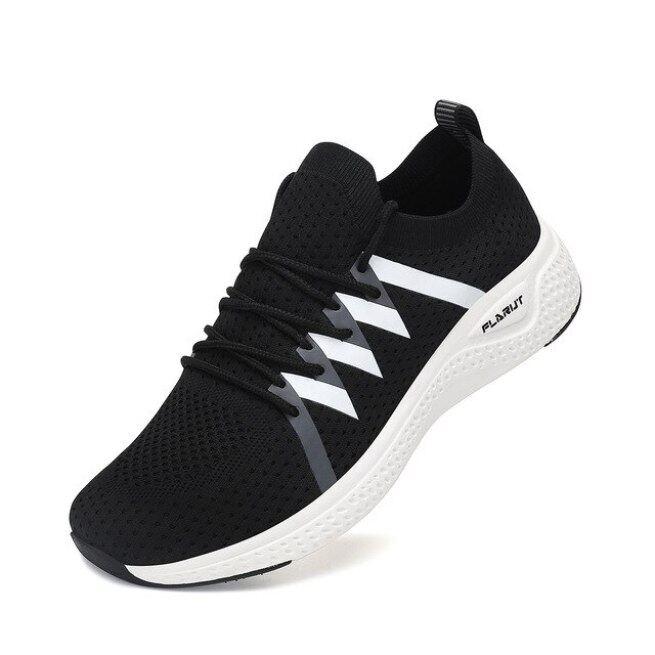 Thời Trang Xu Hướng Thời Trang Phụ Nữ Giày Tennis Lưới Thoáng Khí Ren-up Sock Sneakers Nữ Thể Thao Giày Dép Tenis Feminino Chaussure Femme giá rẻ
