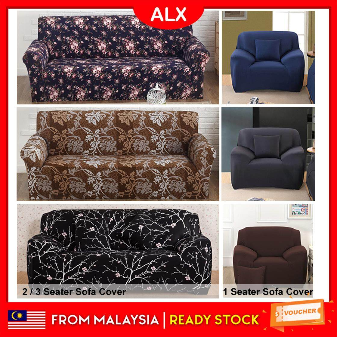 Super Alx Malaysia Seater Sofa Slipcover Stretch Protector Soft Couch Cover Elastic Fitted Sofa He Gmtry Best Dining Table And Chair Ideas Images Gmtryco