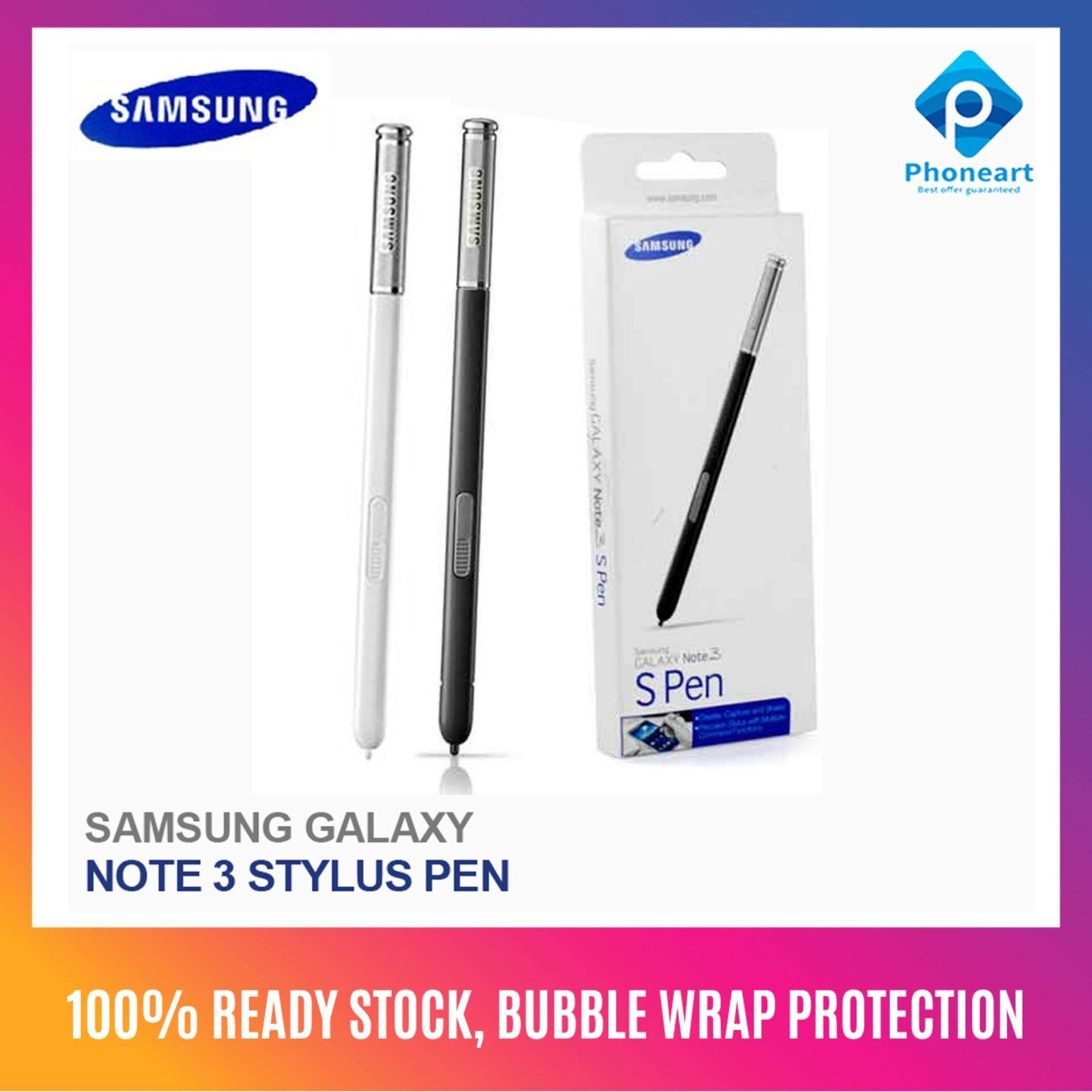 Samsung Galaxy Note 3 Stylus Pen (white) By Phoneart.