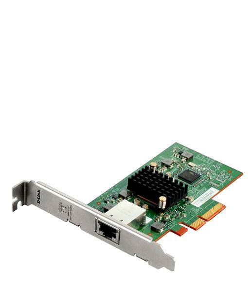 D-Link DXE-810S PCI Express 10 Gigabit Ethernet Adapter