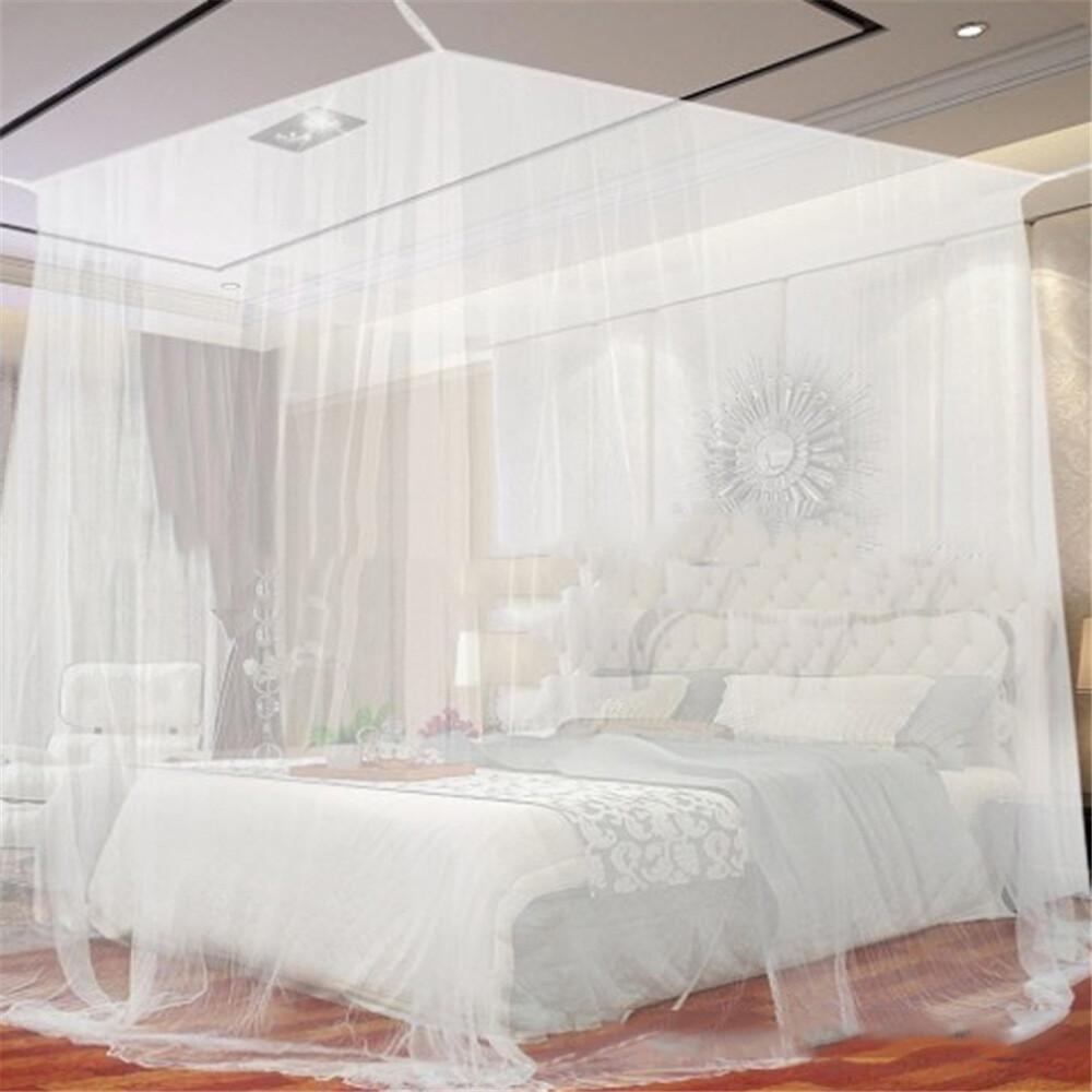 200*200*180CM Mosquito Camping Net Indoor Twin Bed Outdoor Netting Storage Bag