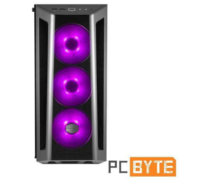 Cooler Master MasterBox MB520 RGB Casing Malaysia