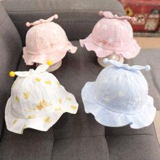 Bé Flower Mũ Hat Mặt Trời, Mũ Mùa Hè Cho Bé Gái