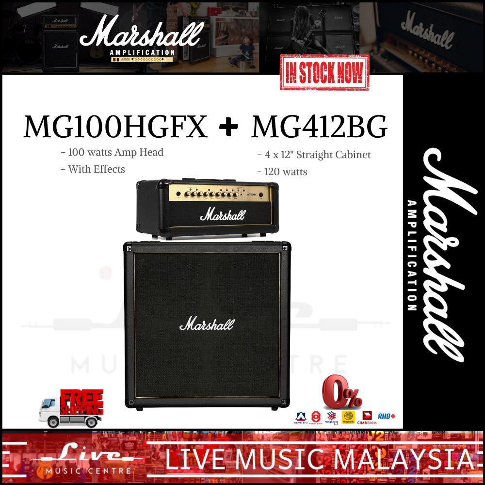 Marshall Mg412 Cabinet