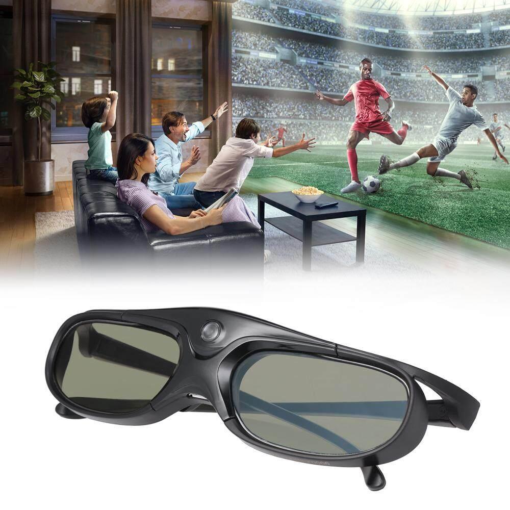 GL2100 Chiếu 3D Kính Active Shutter DLP Sạc-Liên Kết Cho Tất Cả 3D DLP Máy Chiếu Optama Acer BenQ ViewSonic Sharp Dell Giá Giảm