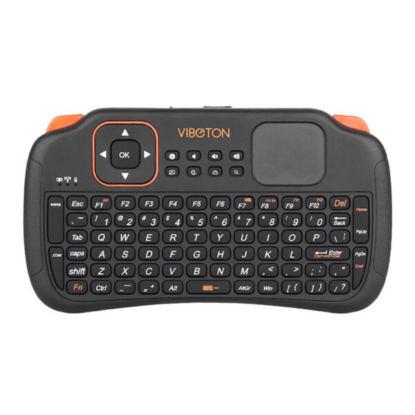 S1 Mice Controller Wireless Keyboard with Touchpad Air Mouse Remote Control Singapore