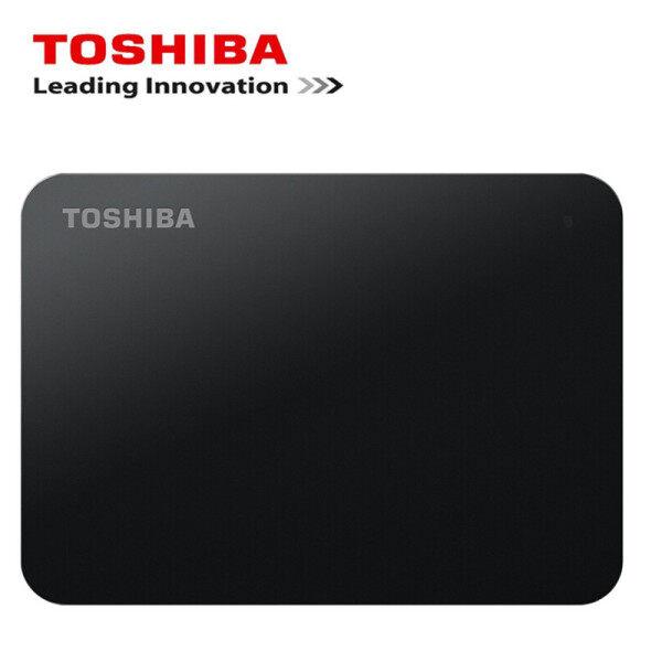 Bảng giá Toshiba Mới Đĩa Cứng, Máy Tính Xách Tay 1TB 2TB Di Động Ổ Cứng Gắn Ngoài Vũ Trường Duro Externo A3 HDD Ổ Cứng 2.5, Miễn Phí Vận Chuyển Phong Vũ