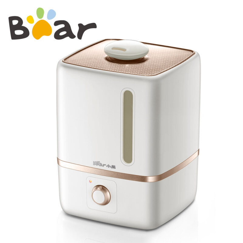 Bear Humidifier 4L Large Capacity Home Office Dual-use 0 Radiation Mute Humidifier JSQ-B40T6 Singapore