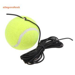 Bóng Tennis Len Cao Su Chất Lượng Cao Bóng Tennis Huấn Luyện Viên Có Dây thumbnail